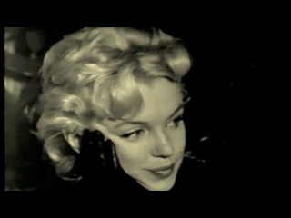 Marilyn Monroe Interview HiQ - Return to LA from NY