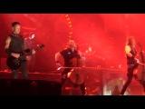 RAMMSTEIN feat. APOCALYPTICA  -  Mein Herz Brennt (Live In Helsinki, Finland, 2012)